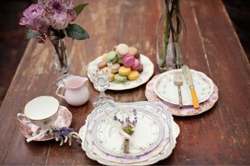 Antique table ware